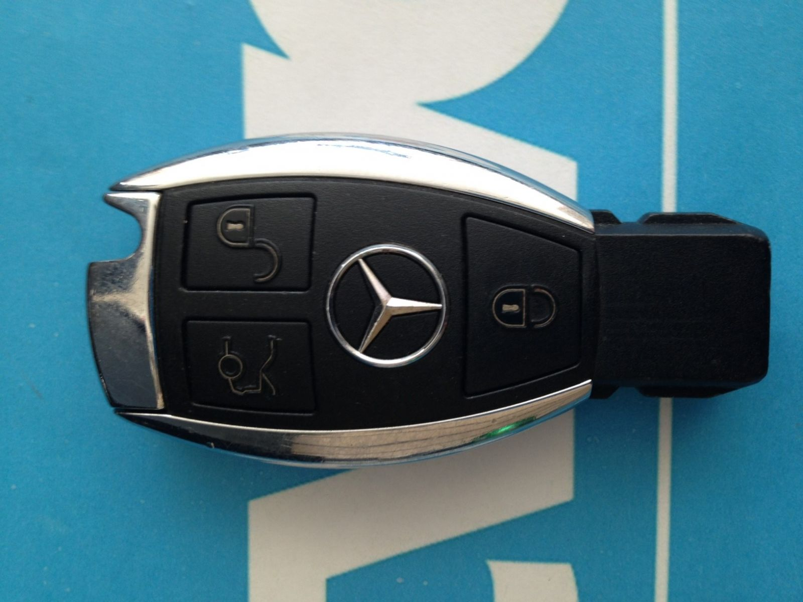 Key for Merces Benz